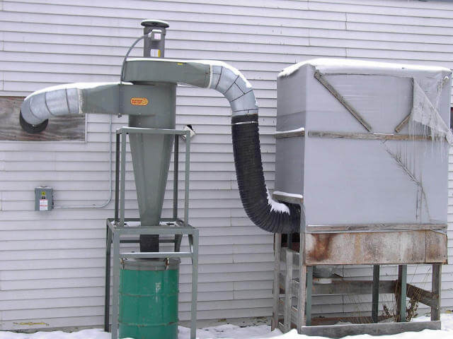Dust Collector Manufacturer And Supplier In India