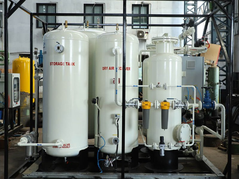 PSA-Oxygen-Plant